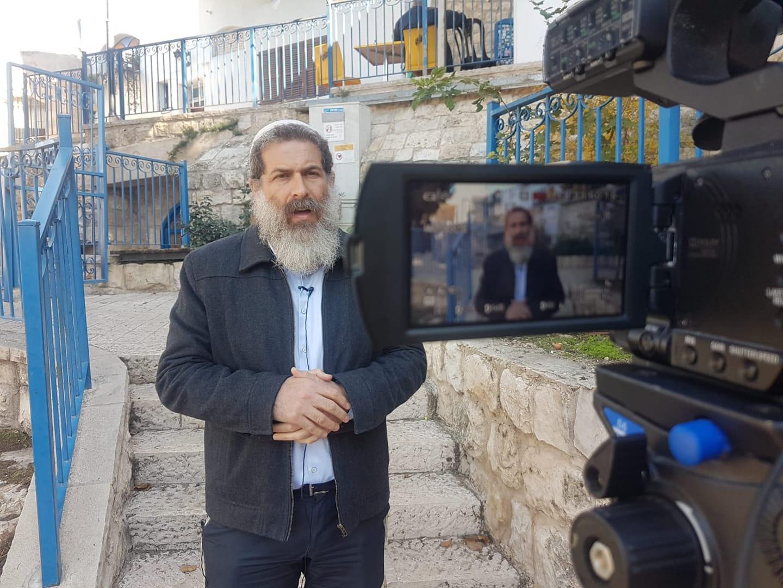 הרב איל יעקבוביץ